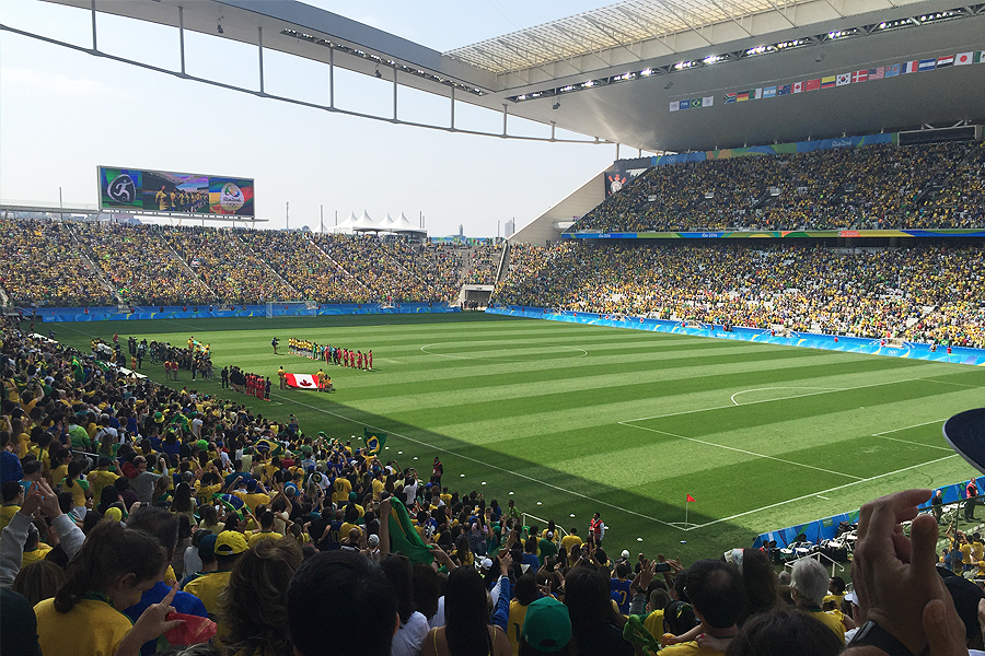 OLIMPÍADAS RIO 2016