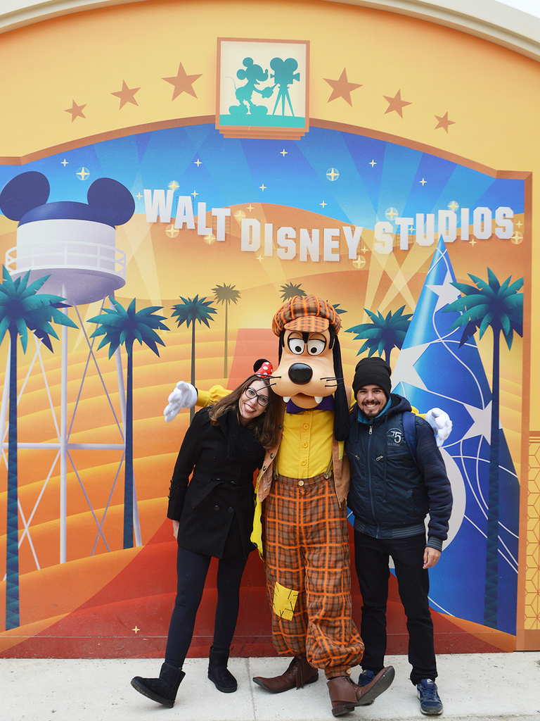 Disneyland Paris parque Walt Disney Studios