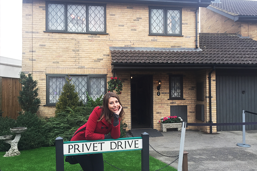 Londres Harry Potter Tour
