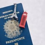 Quanto eu gastei pra conhecer Paris e Londres? Vem saberhellip