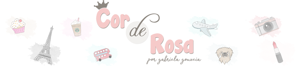 Cor de rosa | Gabriela Gouveia >> fotografia, moda, maquiagem, DIY, dicas e tutoriais