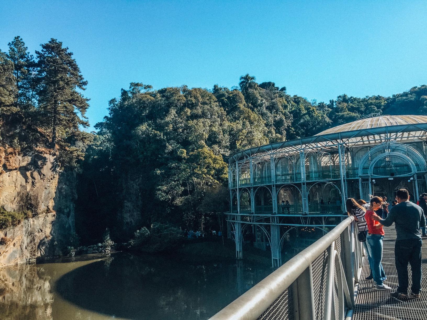 Viagem pra Curitiba