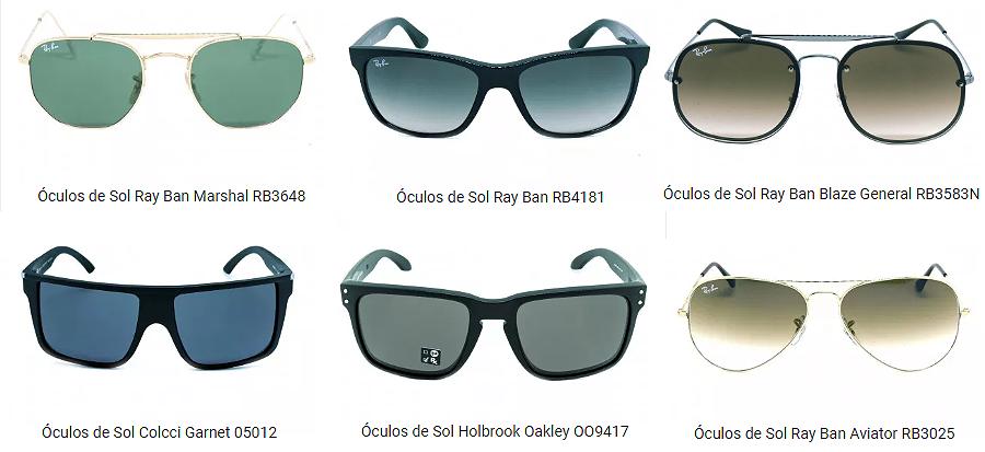 06f028c3c55f8 A marca de óculos favorita do meu pai (e minha também, outra coincidência)  é Ray-Ban, então a wishlist praticamente é toda dela.